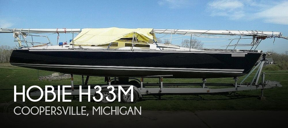 1985 Hobie boat for sale, model of the boat is H33M & Image # 1 of 16