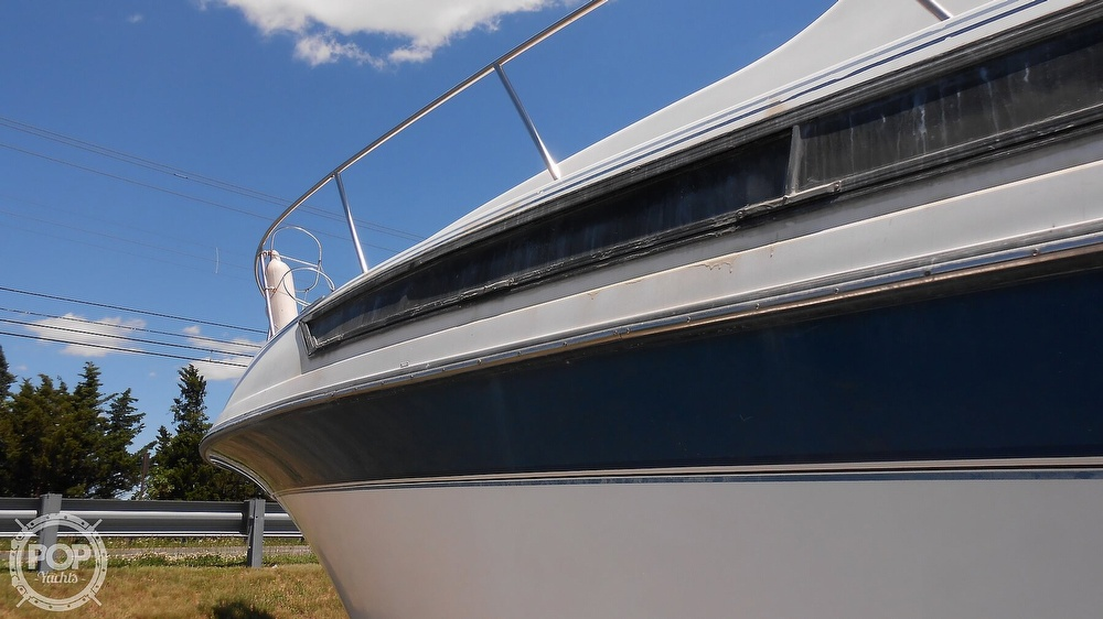 1990 Carver boat for sale, model of the boat is 3557 Montego & Image # 17 of 40