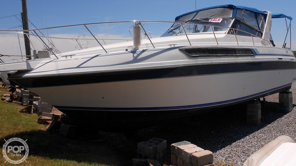 1990 Carver boat for sale, model of the boat is 3557 Montego & Image # 19 of 40