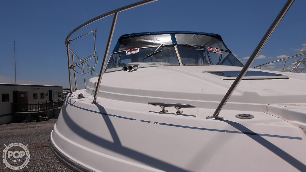 1990 Carver boat for sale, model of the boat is 3557 Montego & Image # 28 of 40