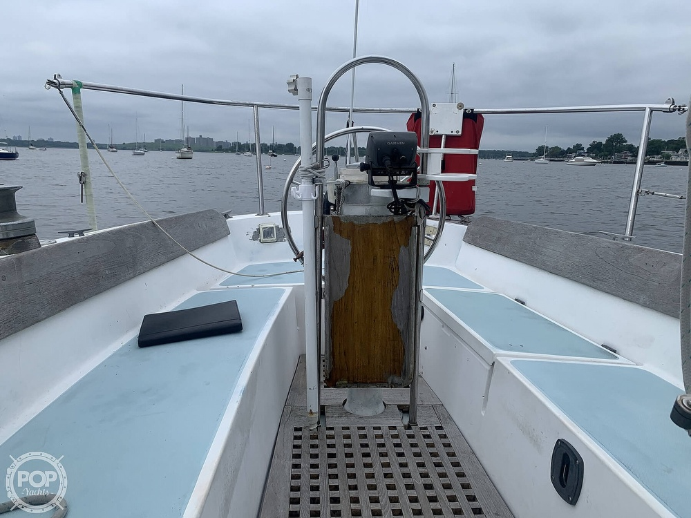 1978 CAL boat for sale, model of the boat is 34 & Image # 4 of 40