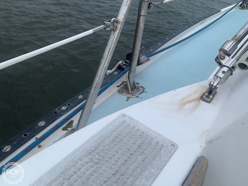 1978 CAL boat for sale, model of the boat is 34 & Image # 23 of 40