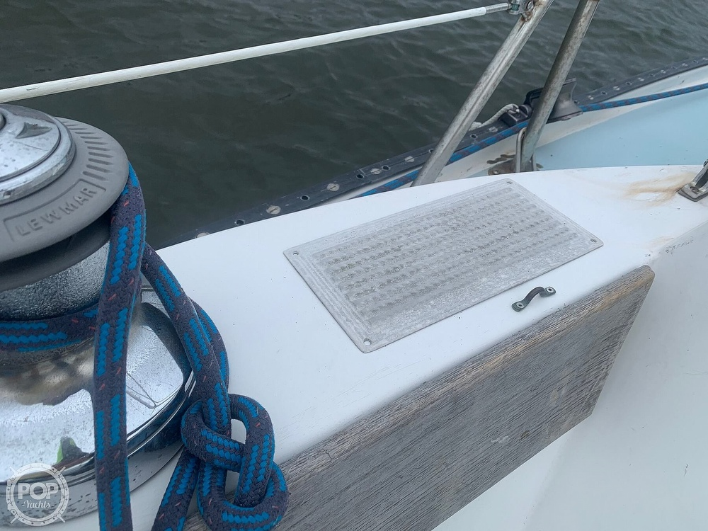 1978 CAL boat for sale, model of the boat is 34 & Image # 24 of 40