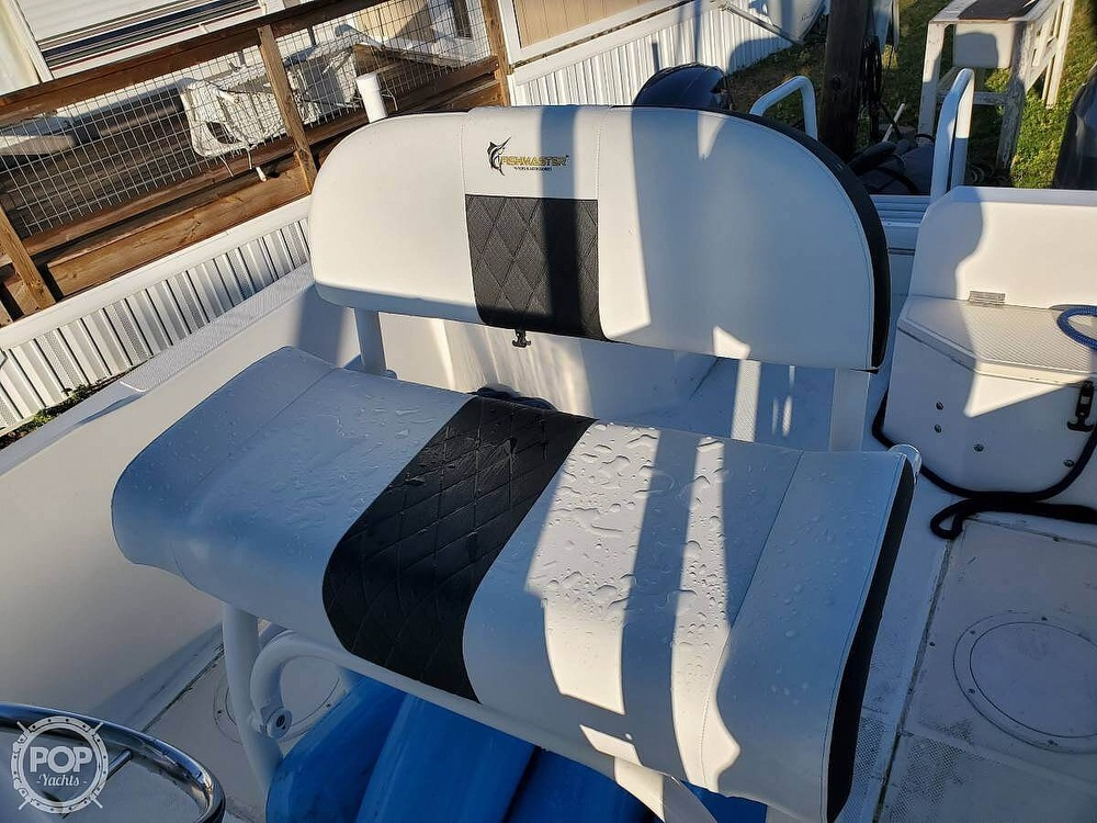 2018 Marine Builders boat for sale, model of the boat is Sea Cat 2100 & Image # 4 of 40