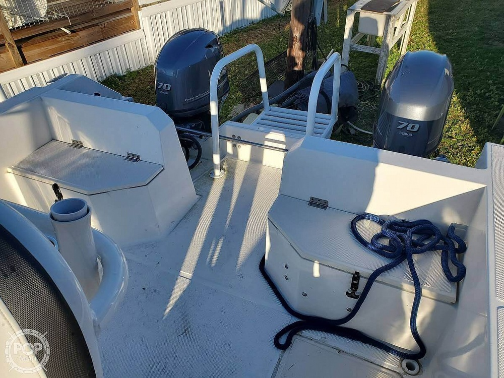 2018 Marine Builders boat for sale, model of the boat is Sea Cat 2100 & Image # 5 of 40