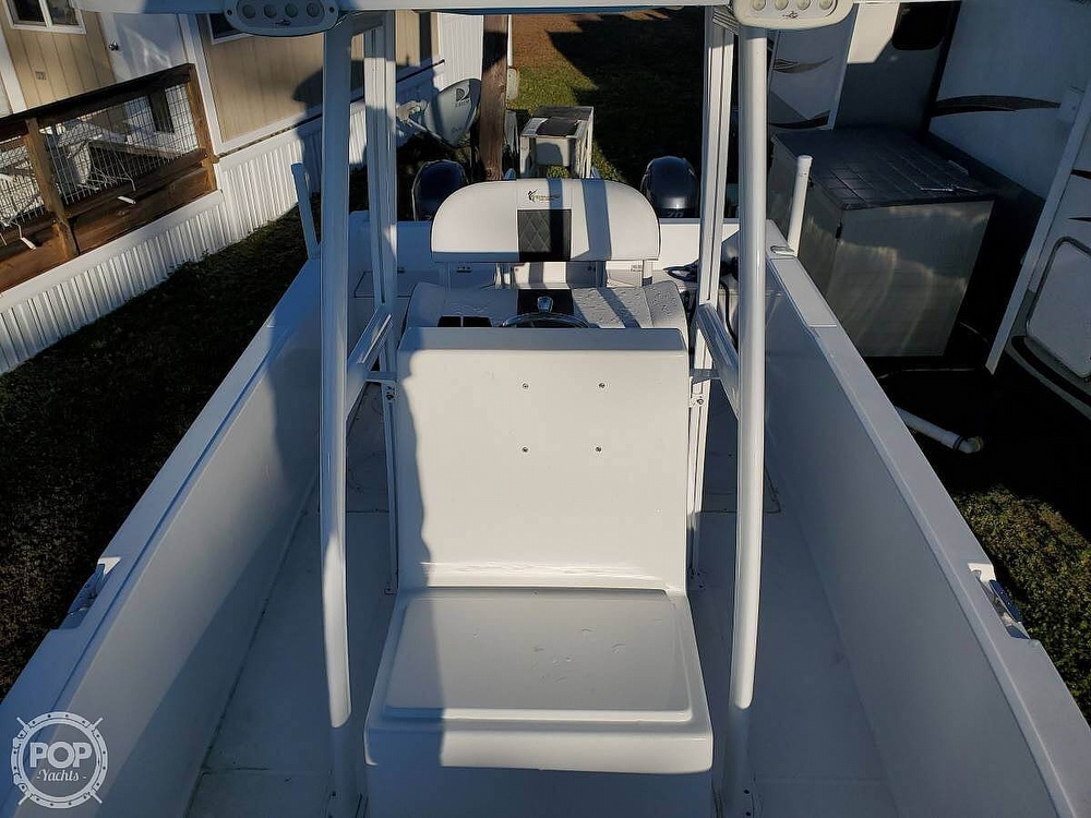 2018 Marine Builders boat for sale, model of the boat is Sea Cat 2100 & Image # 7 of 40