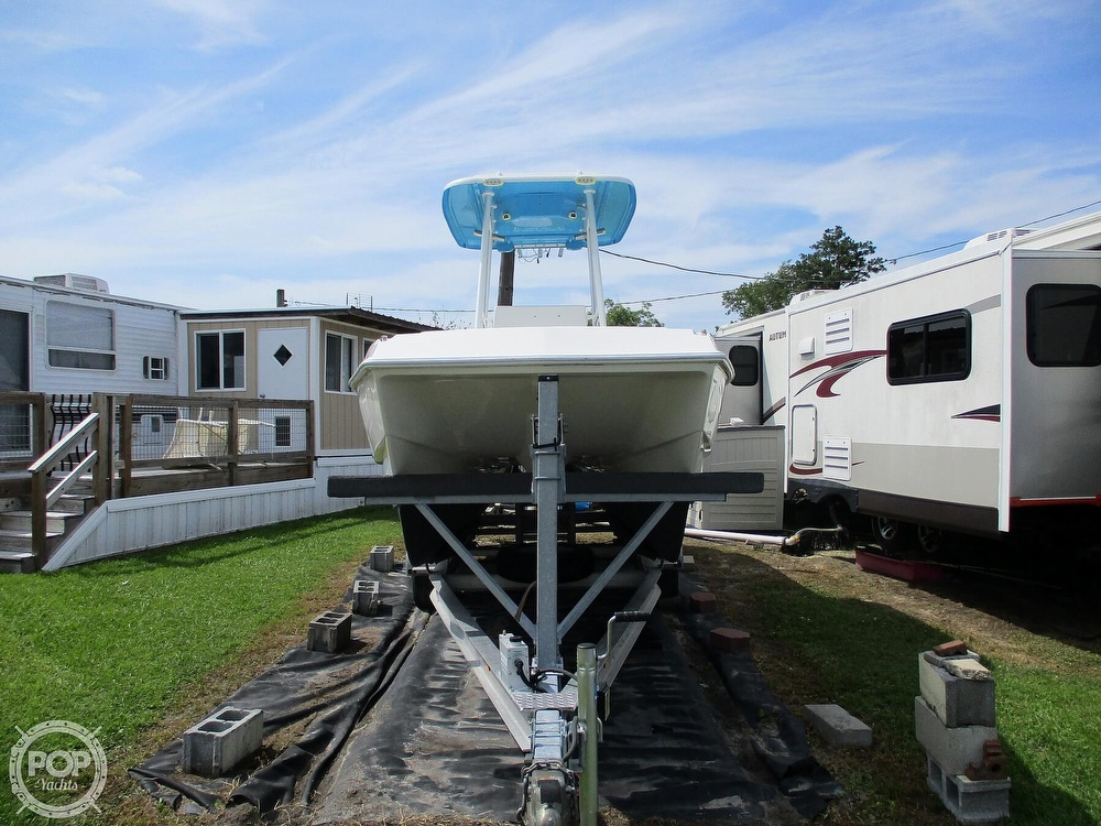 2018 Marine Builders boat for sale, model of the boat is Sea Cat 2100 & Image # 8 of 40