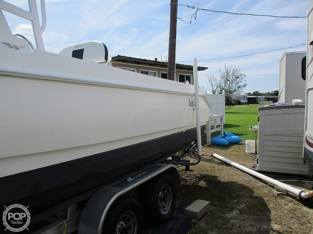 2018 Marine Builders boat for sale, model of the boat is Sea Cat 2100 & Image # 10 of 40