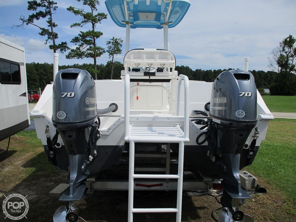 2018 Marine Builders boat for sale, model of the boat is Sea Cat 2100 & Image # 11 of 40