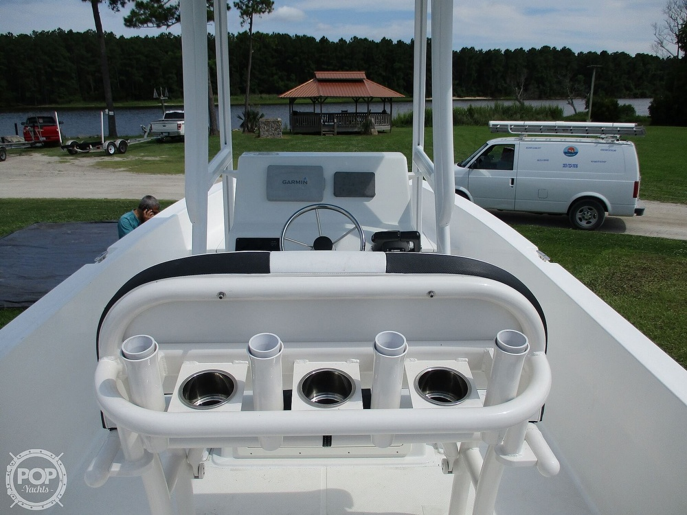 2018 Marine Builders boat for sale, model of the boat is Sea Cat 2100 & Image # 17 of 40