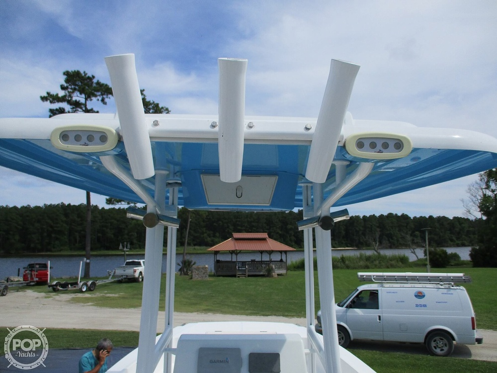 2018 Marine Builders boat for sale, model of the boat is Sea Cat 2100 & Image # 18 of 40