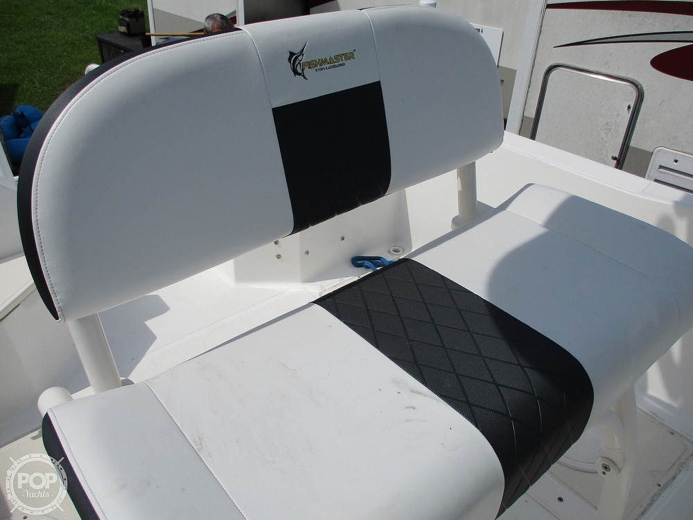 2018 Marine Builders boat for sale, model of the boat is Sea Cat 2100 & Image # 22 of 40