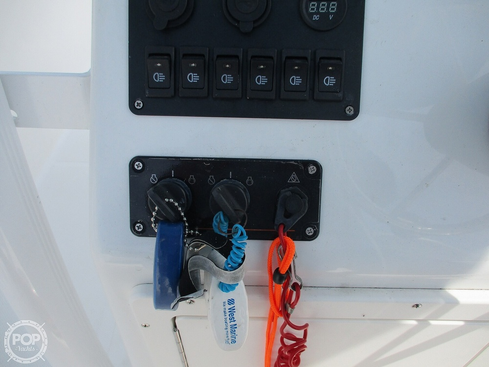 2018 Marine Builders boat for sale, model of the boat is Sea Cat 2100 & Image # 24 of 40
