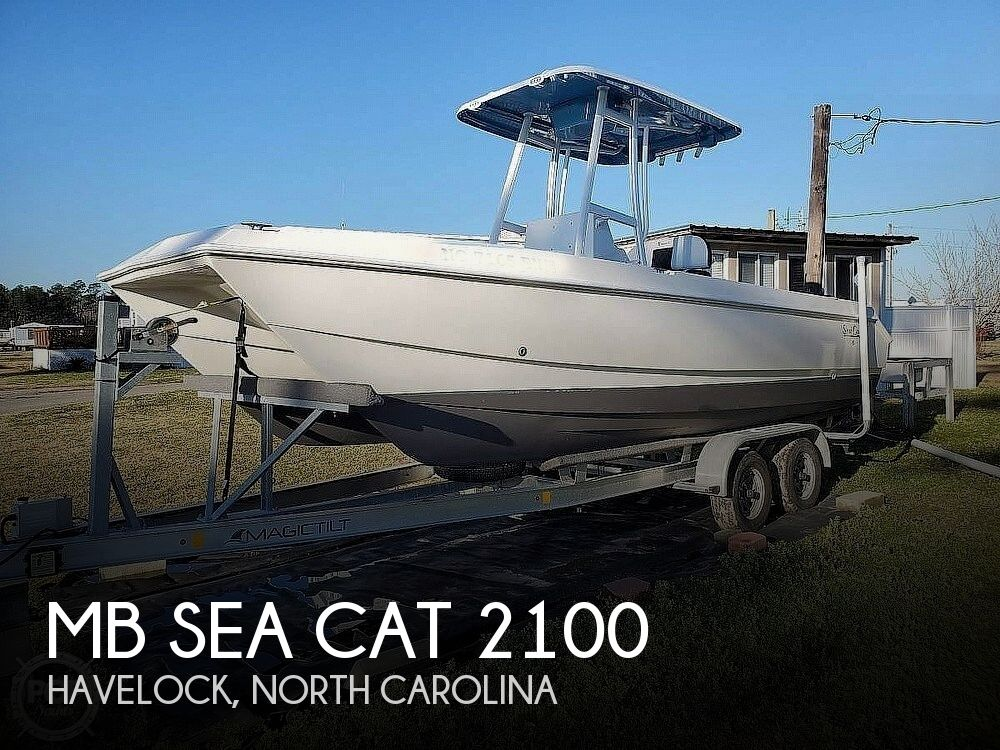 2018 Marine Builders boat for sale, model of the boat is Sea Cat 2100 & Image # 1 of 40