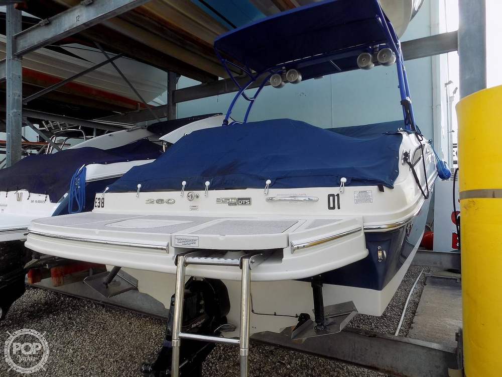 2010 Sea Ray boat for sale, model of the boat is 260 Sundeck & Image # 7 of 40