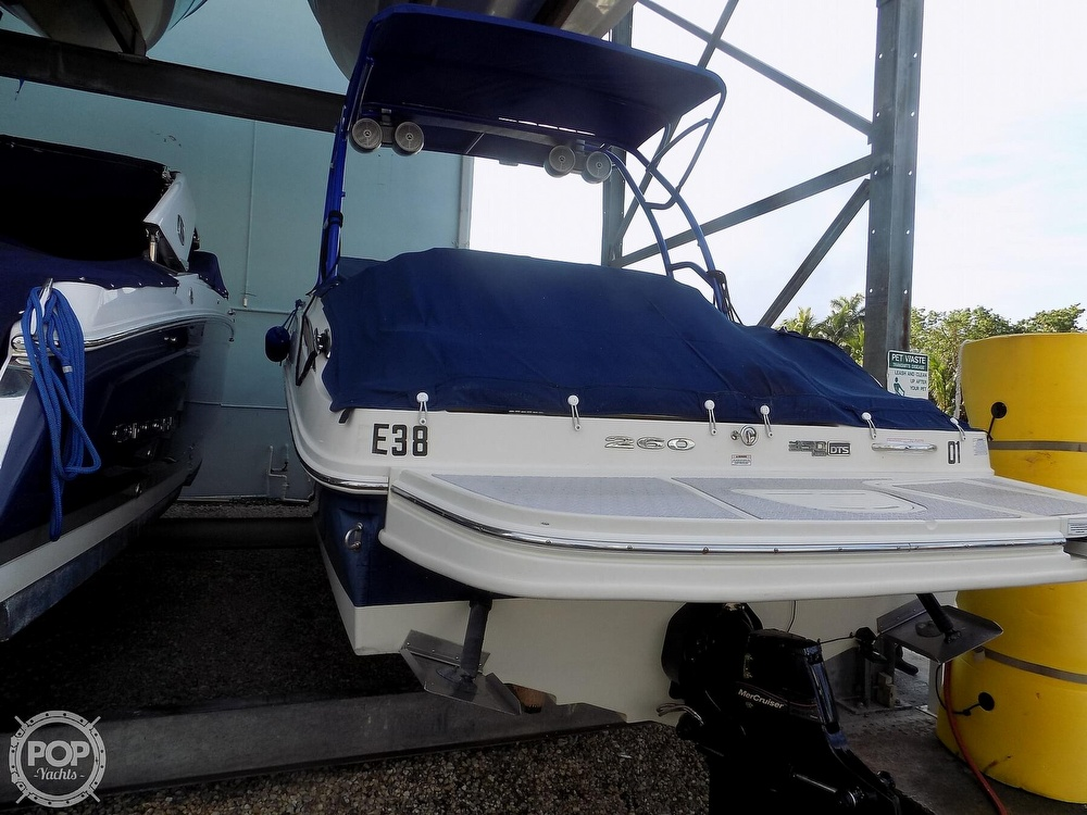 2010 Sea Ray boat for sale, model of the boat is 260 Sundeck & Image # 6 of 40