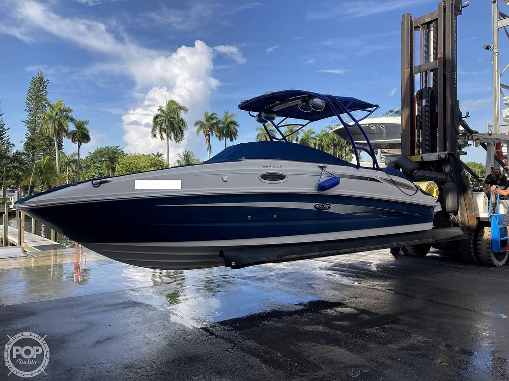 2010 Sea Ray boat for sale, model of the boat is 260 Sundeck & Image # 5 of 40