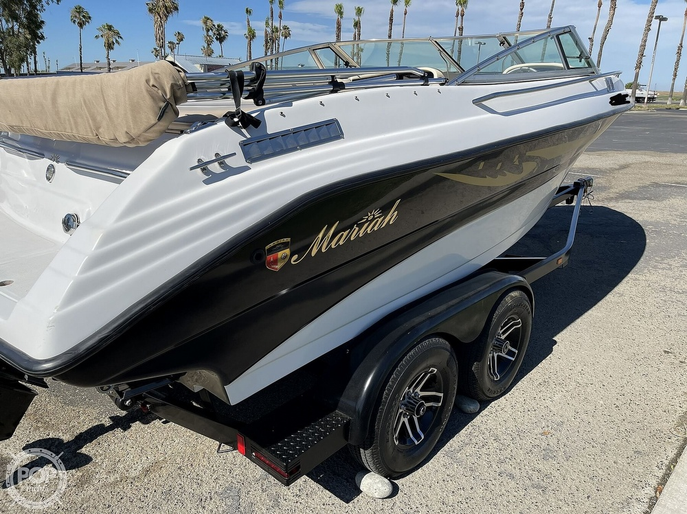1996 Mariah boat for sale, model of the boat is TALARI Z215 SS & Image # 35 of 40