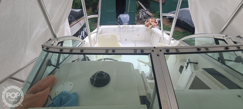1996 Pro-Line boat for sale, model of the boat is 25 SX & Image # 3 of 40