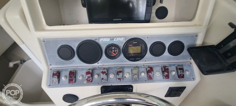 1996 Pro-Line boat for sale, model of the boat is 25 SX & Image # 24 of 40