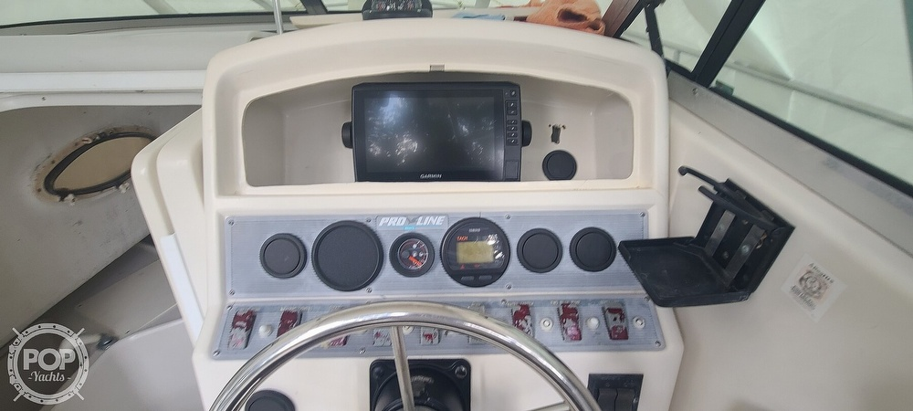 1996 Pro-Line boat for sale, model of the boat is 25 SX & Image # 27 of 40