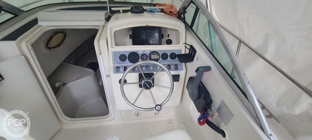 1996 Pro-Line boat for sale, model of the boat is 25 SX & Image # 28 of 40