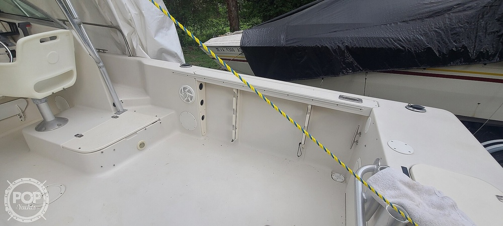 1996 Pro-Line boat for sale, model of the boat is 25 SX & Image # 38 of 40