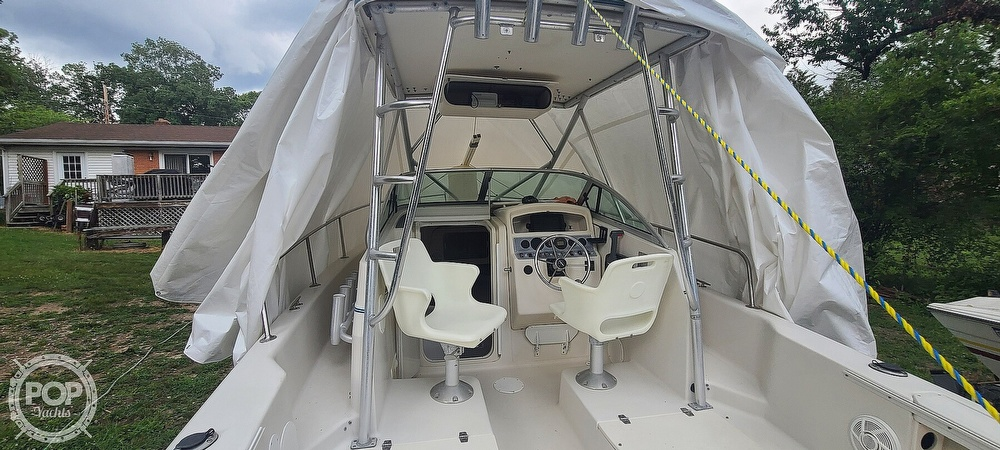 1996 Pro-Line boat for sale, model of the boat is 25 SX & Image # 39 of 40