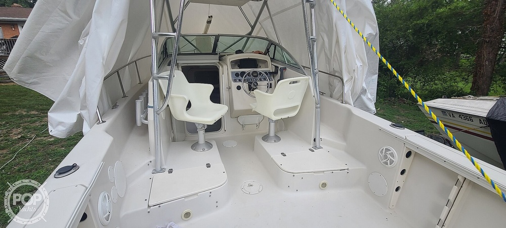 1996 Pro-Line boat for sale, model of the boat is 25 SX & Image # 40 of 40