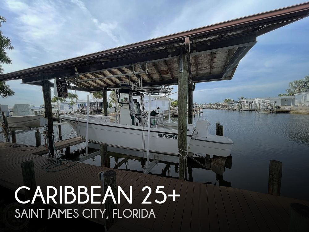 1996 Caribbean boat for sale, model of the boat is 25 & Image # 1 of 40