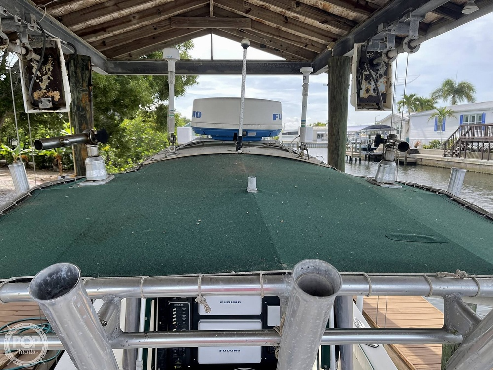 1996 Caribbean boat for sale, model of the boat is 25 & Image # 34 of 40