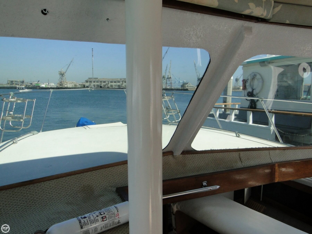 1972 Uniflite boat for sale, model of the boat is 36 Double Cabin & Image # 22 of 40