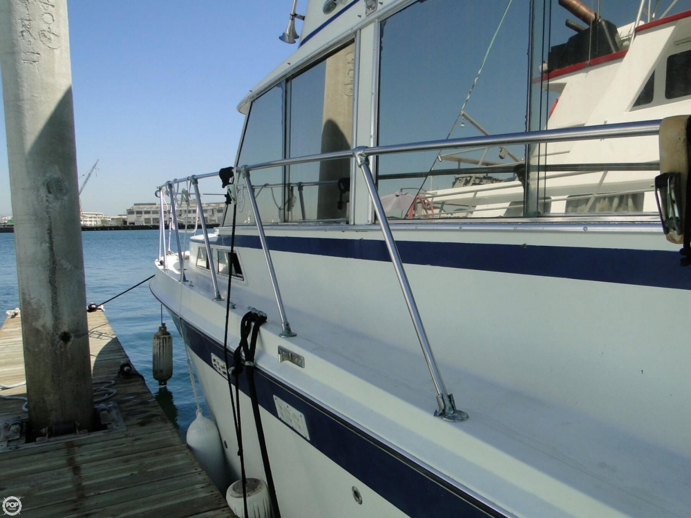 1972 Uniflite boat for sale, model of the boat is 36 Double Cabin & Image # 29 of 40