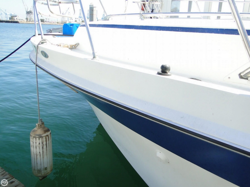 1972 Uniflite boat for sale, model of the boat is 36 Double Cabin & Image # 32 of 40