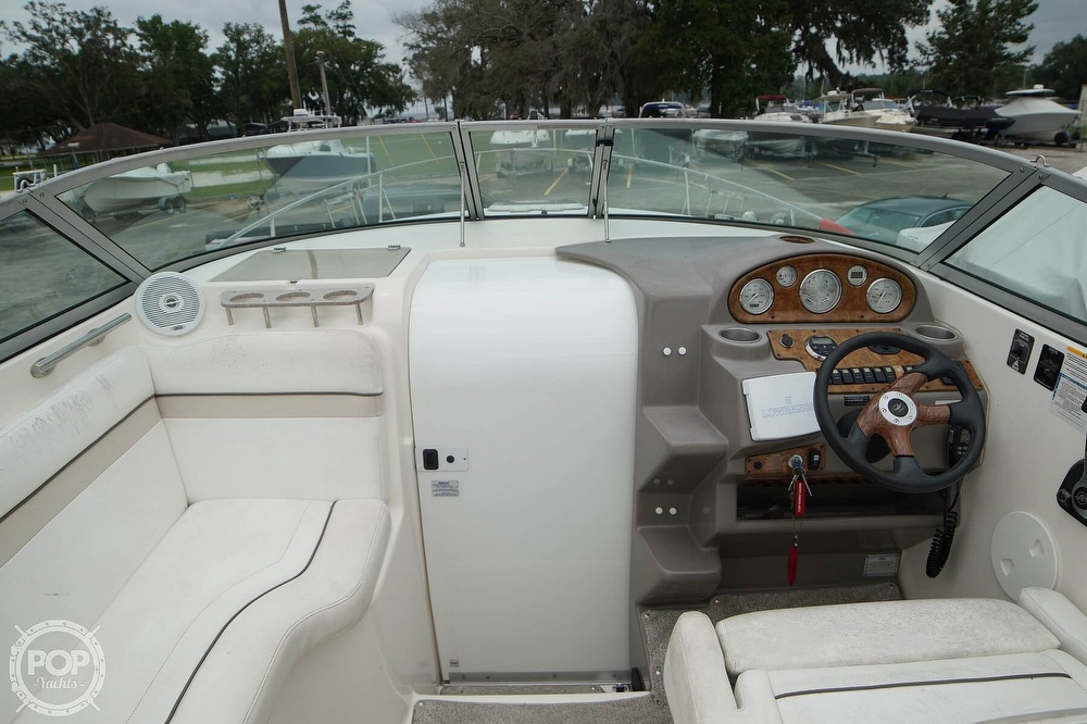 2007 Rinker boat for sale, model of the boat is 270 EC & Image # 17 of 40