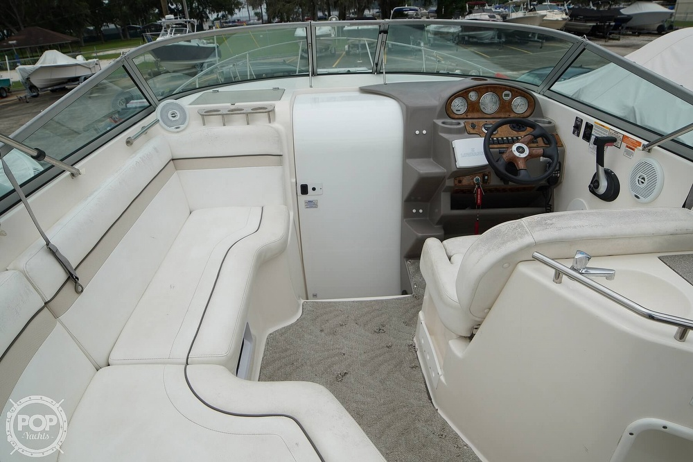 2007 Rinker boat for sale, model of the boat is 270 EC & Image # 18 of 40