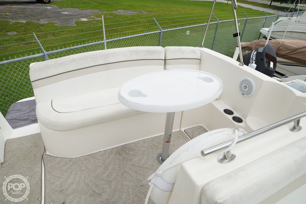 2007 Rinker boat for sale, model of the boat is 270 EC & Image # 22 of 40