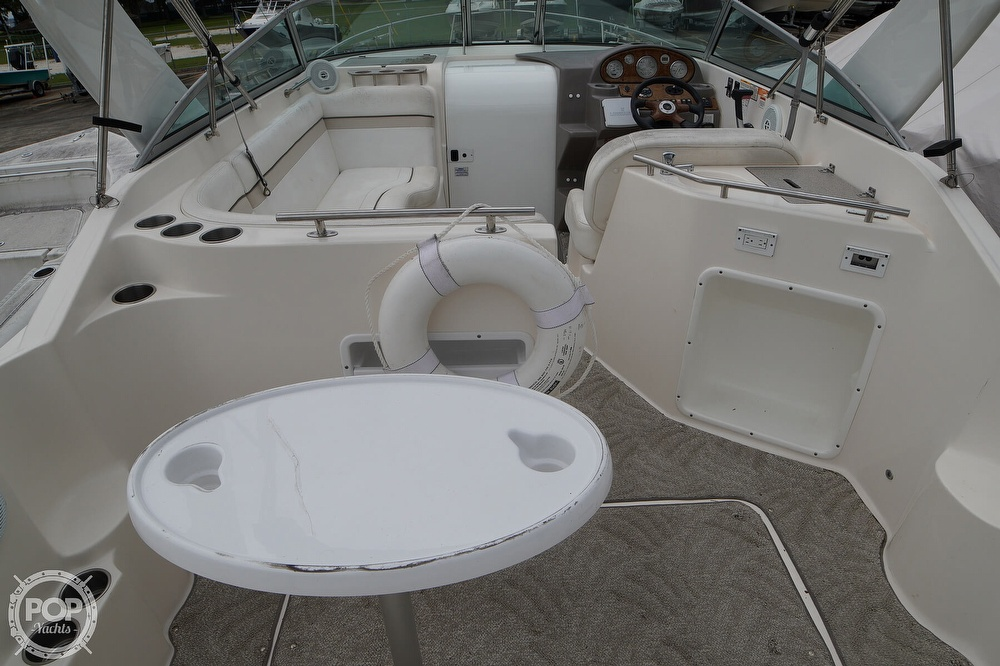 2007 Rinker boat for sale, model of the boat is 270 EC & Image # 23 of 40