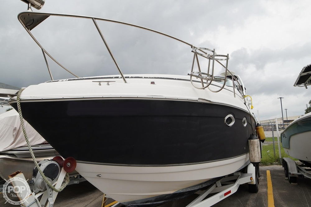 2007 Rinker boat for sale, model of the boat is 270 EC & Image # 25 of 40