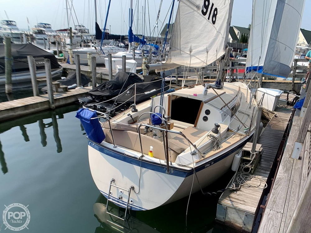 1982 O'day boat for sale, model of the boat is 30 & Image # 2 of 40