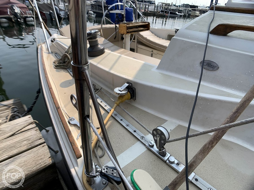 1982 O'day boat for sale, model of the boat is 30 & Image # 17 of 40