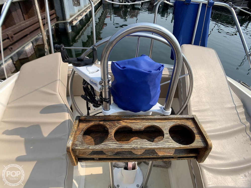 1982 O'day boat for sale, model of the boat is 30 & Image # 26 of 40