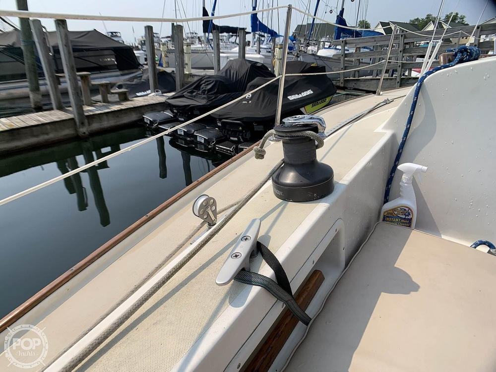 1982 O'day boat for sale, model of the boat is 30 & Image # 36 of 40