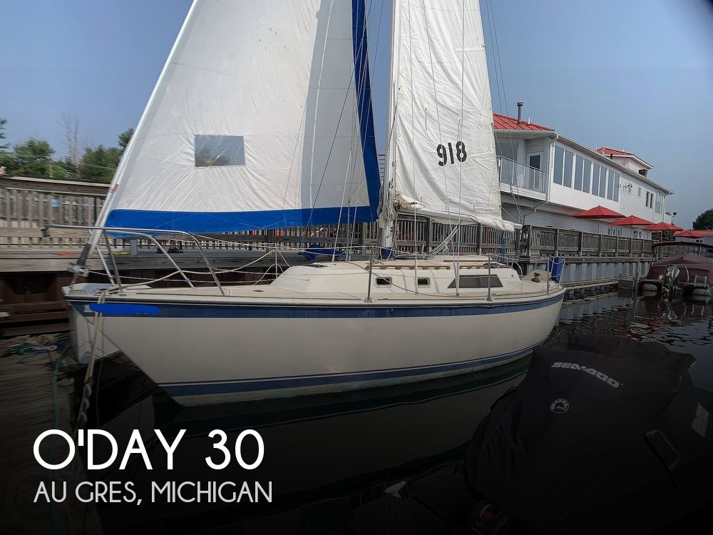 1982 O'day boat for sale, model of the boat is 30 & Image # 1 of 40