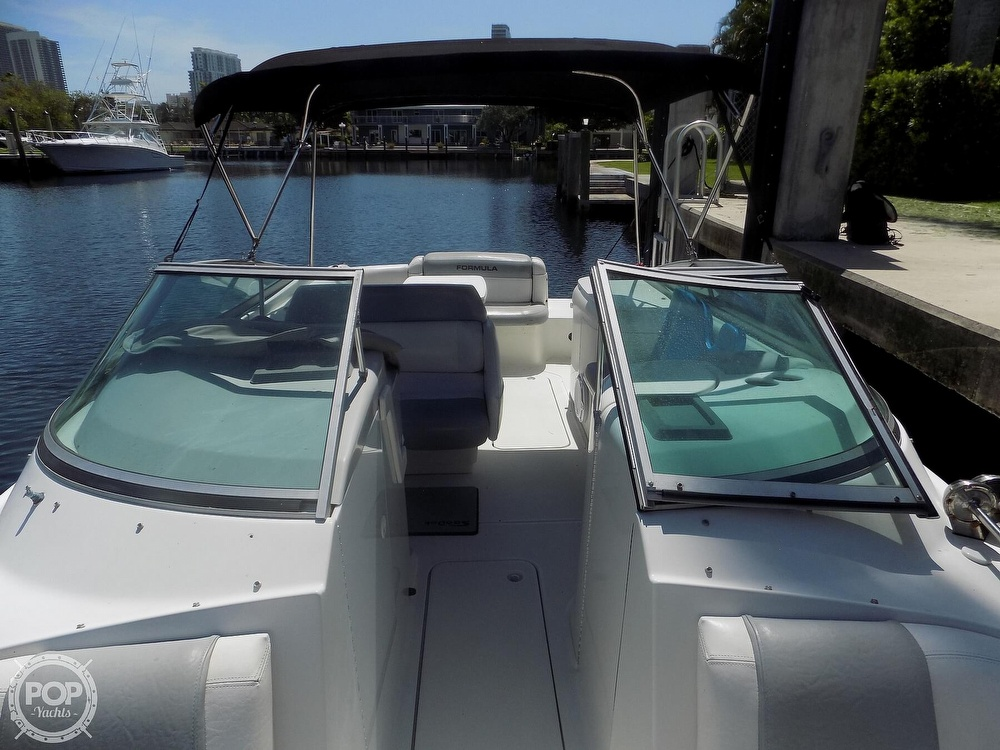 2000 Formula boat for sale, model of the boat is F-260 BR & Image # 11 of 40