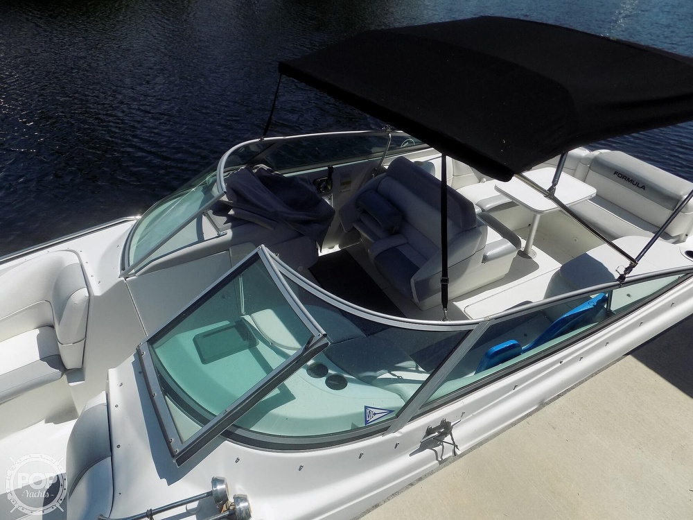 2000 Formula boat for sale, model of the boat is F-260 BR & Image # 6 of 40