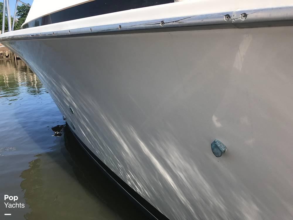 1988 Bertram boat for sale, model of the boat is Bahia Mar 28 & Image # 10 of 40