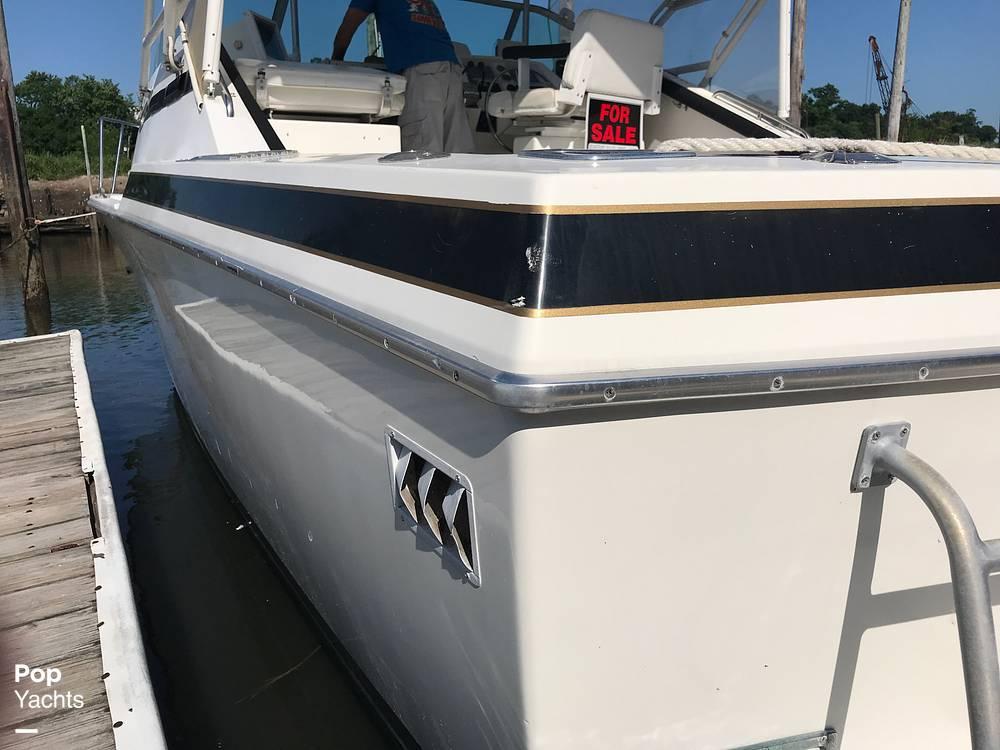 1988 Bertram boat for sale, model of the boat is Bahia Mar 28 & Image # 13 of 40