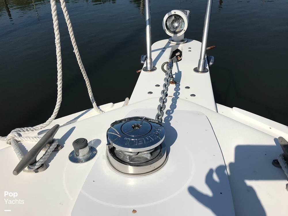 1988 Bertram boat for sale, model of the boat is Bahia Mar 28 & Image # 21 of 40