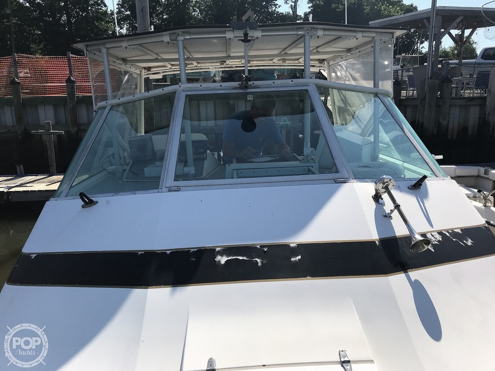 1988 Bertram boat for sale, model of the boat is Bahia Mar 28 & Image # 24 of 40